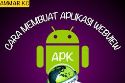 Cara Membuat Aplikasi WebView Di Android Menggunakan AIDE
