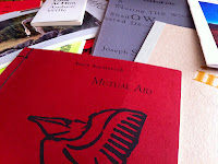 A collection of chapbooks from an array of writers.