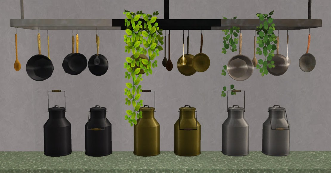 Moar Stuff For Amp About The Sims Wood For Sims Hanging Pot