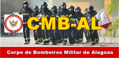 Concurso CBM-AL - Soldado bombeiros-AL
