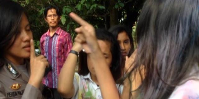 Petinggi BNN bantah siswi di Medan yang maki Polwan anaknya