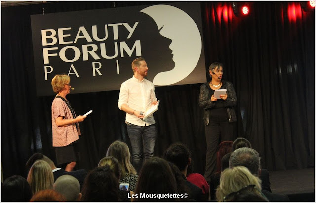 Beauty Forum Awards 2016 - My Little Bulle - Spa urbain - Blog beauté Les Mousquetettes©