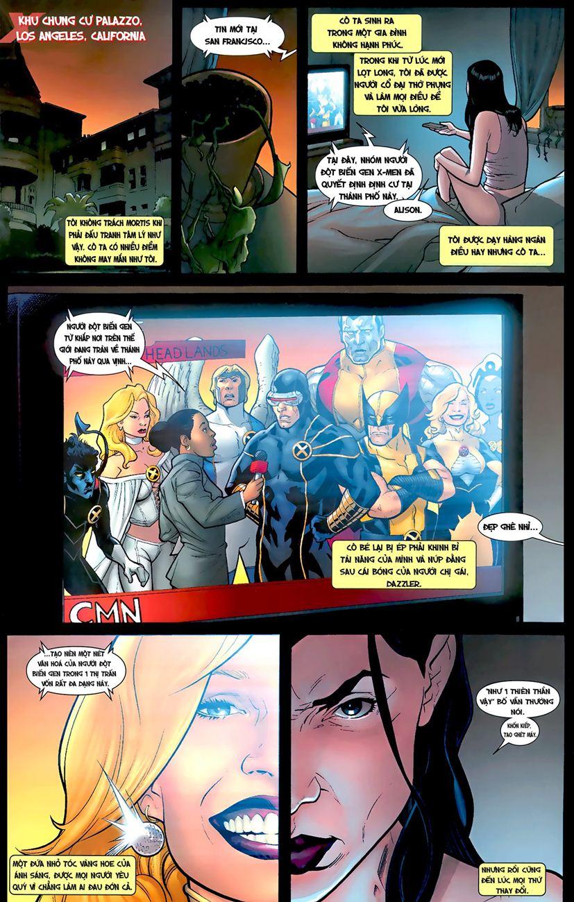 X-Men Necrosha chap 5 trang 28