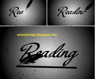 Cara Membuat Animasi Tulisan Tangan dengan Pena Berbulu