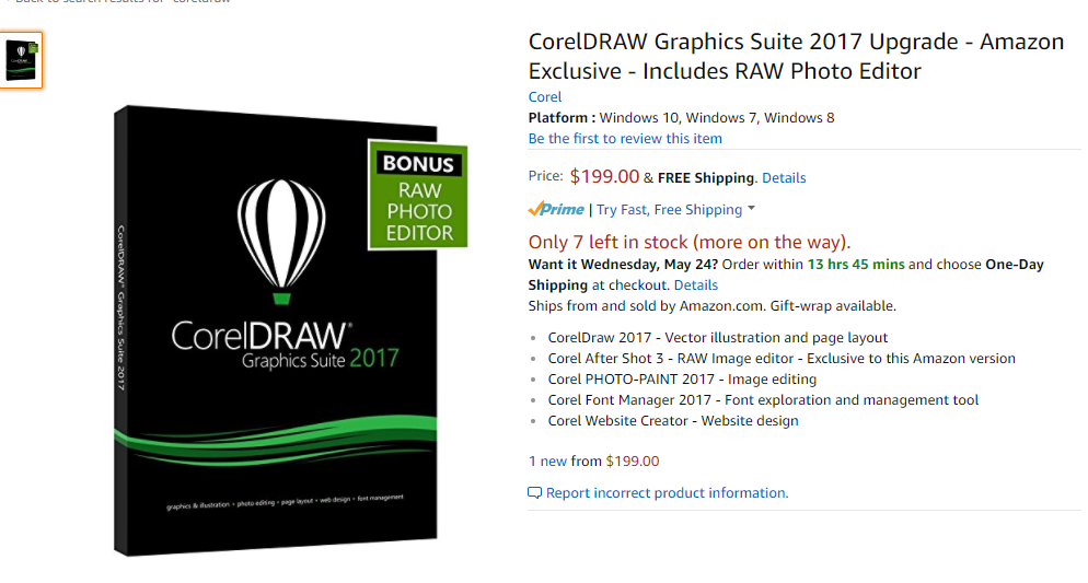 Coreldraw Graphics Suite 2017 Looks Good Home Student X8 Not