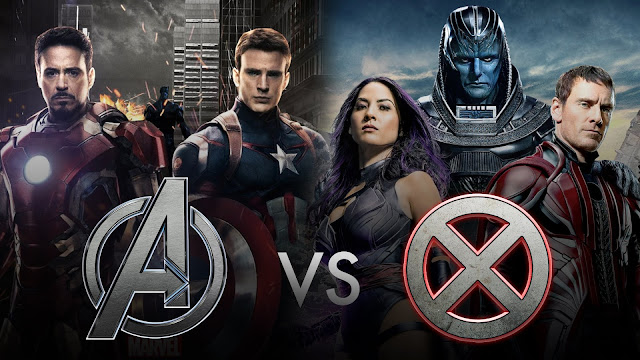 Captain America Civil War versus X-Men Apocalypse