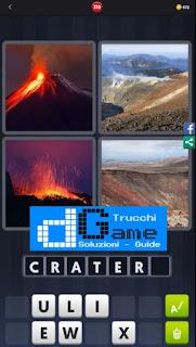 4 Immagini 1 Parola livello 310
