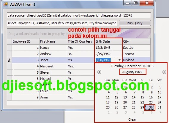 DevExpress : Cara Add Column LookUpEdit/ComboBoxEdit