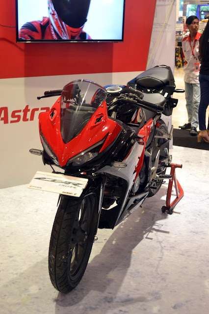 New Honda CBR 150 R, Makin Sporty Makin Bergaya