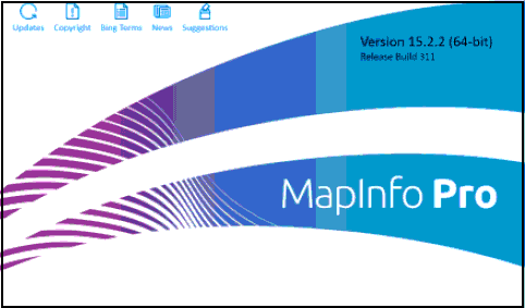 GIS Blog (It's All About GIS): Mapinfo Pro 15.2 Full ... Map Info Pro on grass gis, global mapper, caliper corporation, java pro, photoshop pro, arcgis server, arcgis pro, excel pro, visio pro, microsoft mappoint, manifold system, oracle spatial, quantum gis, motorola pro,