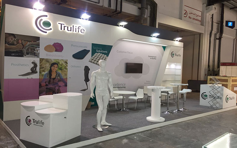 Exhibition Stand Design And Build Dubai : Looking for great booth design and construction in dubai