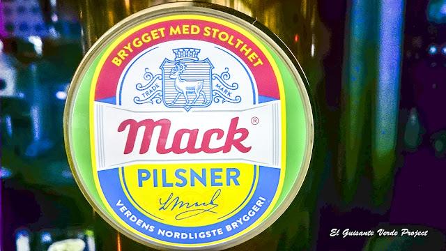 Cervecería Mack, Tromsø - Noruega, por El Guisante Verde Project