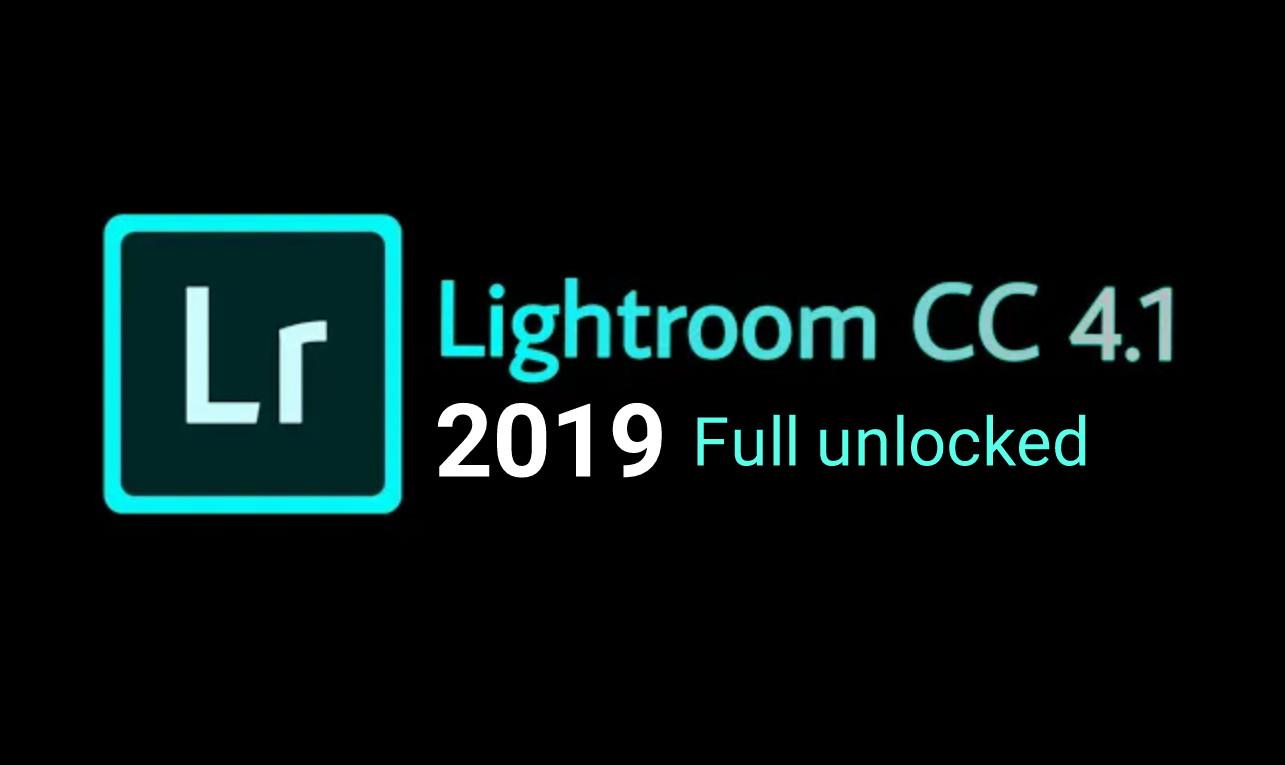 Lightroom full preset apk
