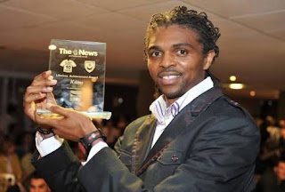 Kanu Nwankwo in FiFA Executives for U-17 World Cup Draws