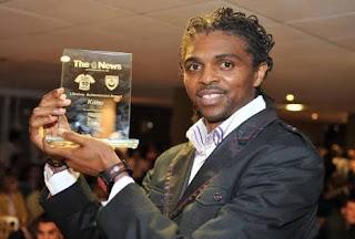 Kanu Nwankwo in FiFA Executives for U-17 World Cup Draws