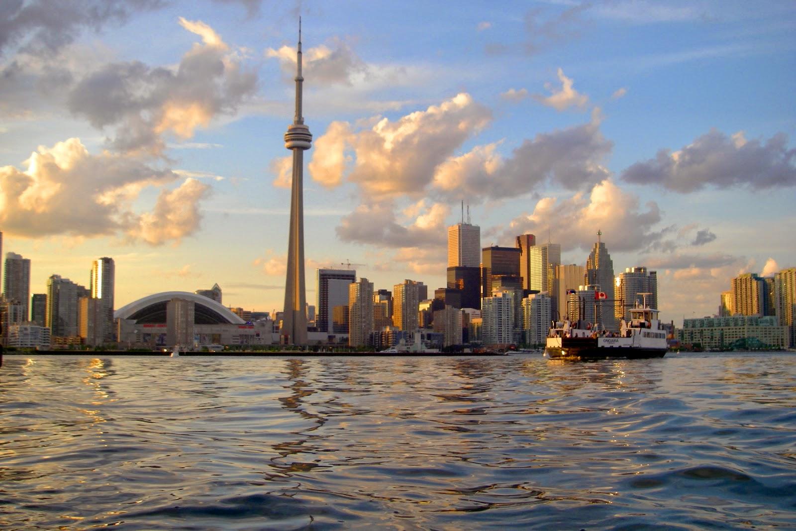 Toronto Islands principais pontos turísticos do Canadá