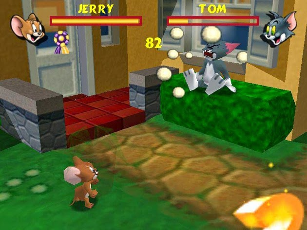 Download games for PC or tablet: Tom And Jerry In Fists Of ...