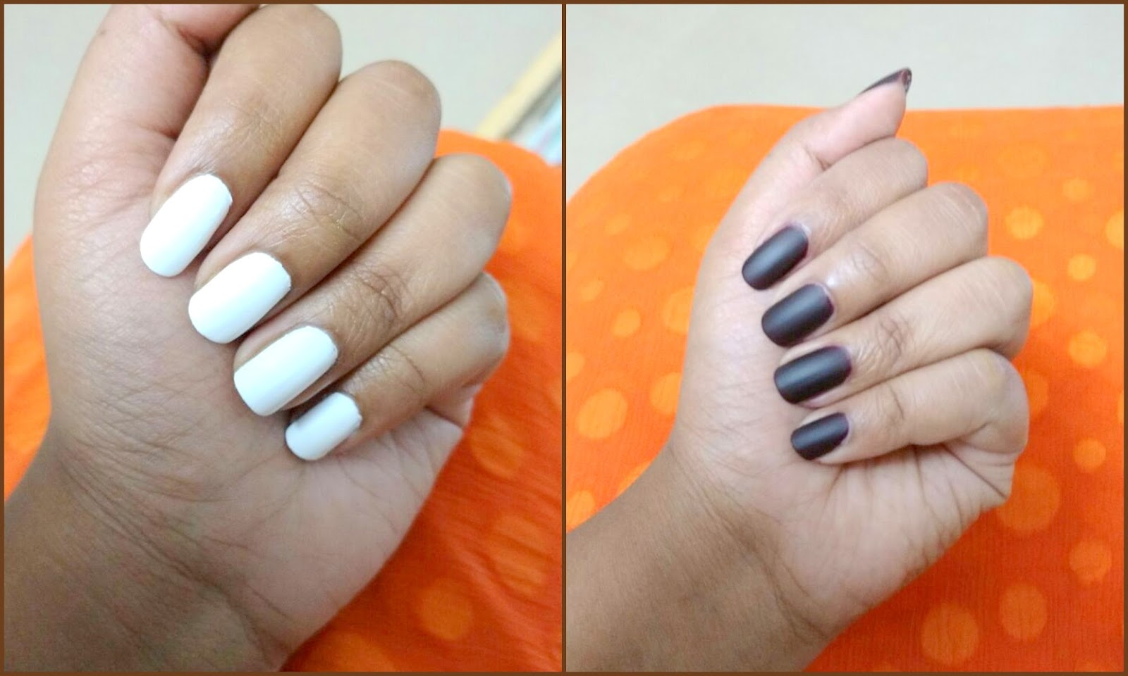 Welcome to BeautyAndTheCode Blog Page !!: Nykaa Matte Nail Enamels ...