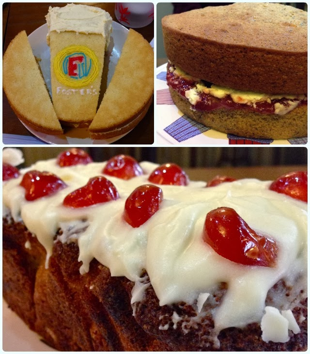 Mary Berry Cherry Cake Great British Bake Off