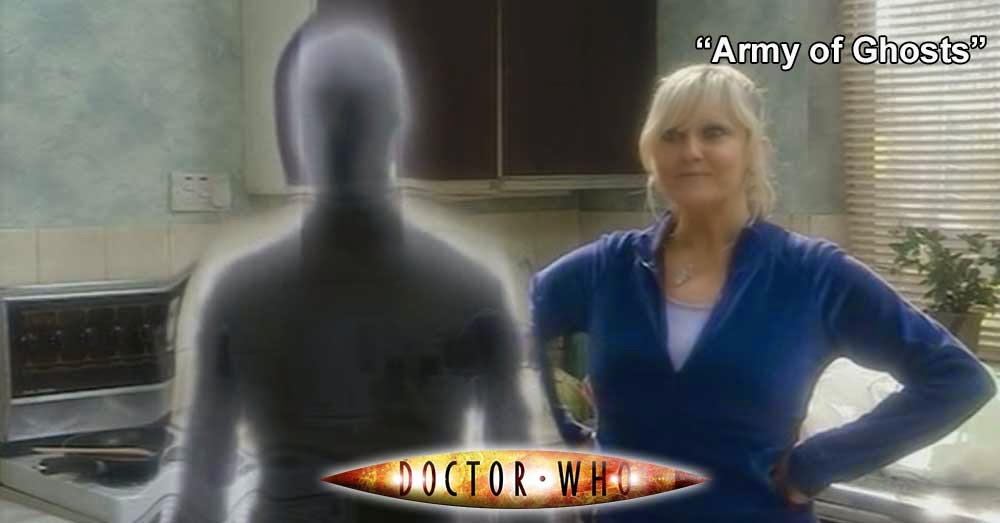 Doctor Who 177: Army of Ghosts