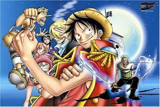 One Piece Episode 725 Subtitle Indonesia Naruchigo