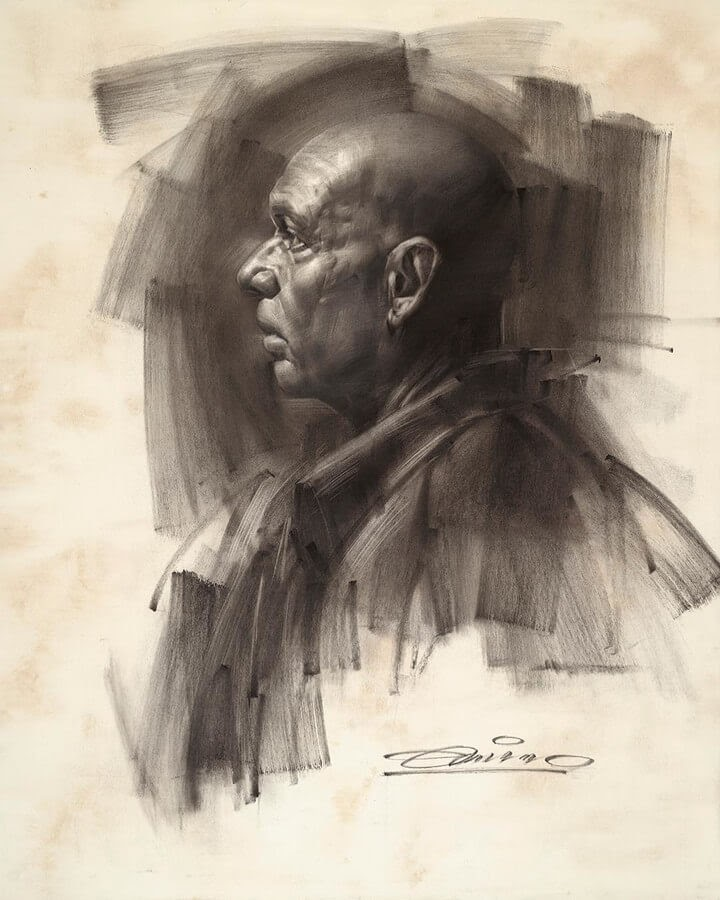 02-Charcoal-Portraits-Charles-Miano-www-designstack-co