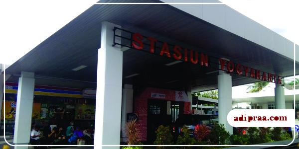 Stasiun Yogyakarta | adipraa.com