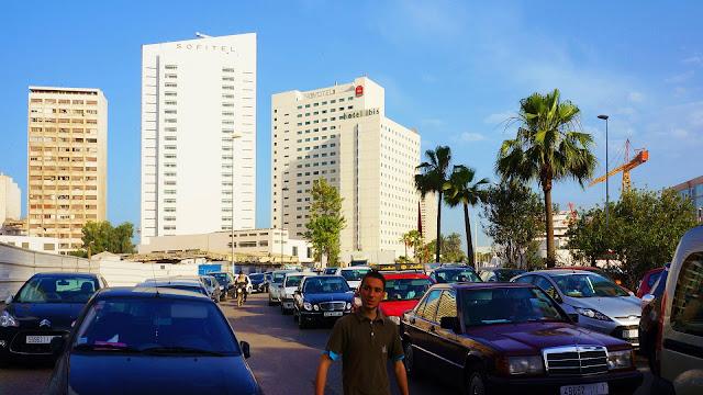 Изображение отелей Sofitel, Novotel, Ibis в Касабланке, Марокко