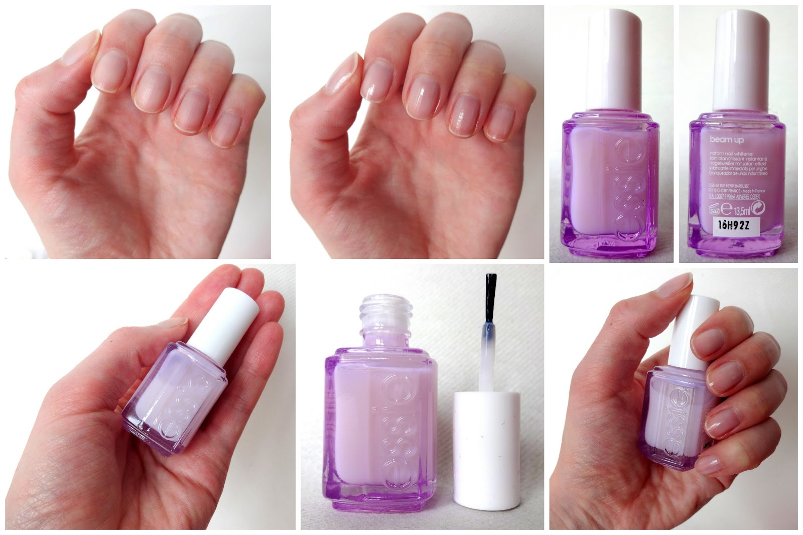 Essie Beam up