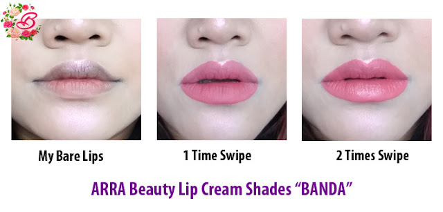 lip cream lokal