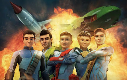 Thunderbirds Are Go (2015) Episódio 70