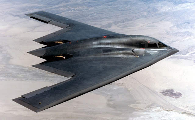 How does stealth technology work? (Stealth Technology behind B2 Spirit)