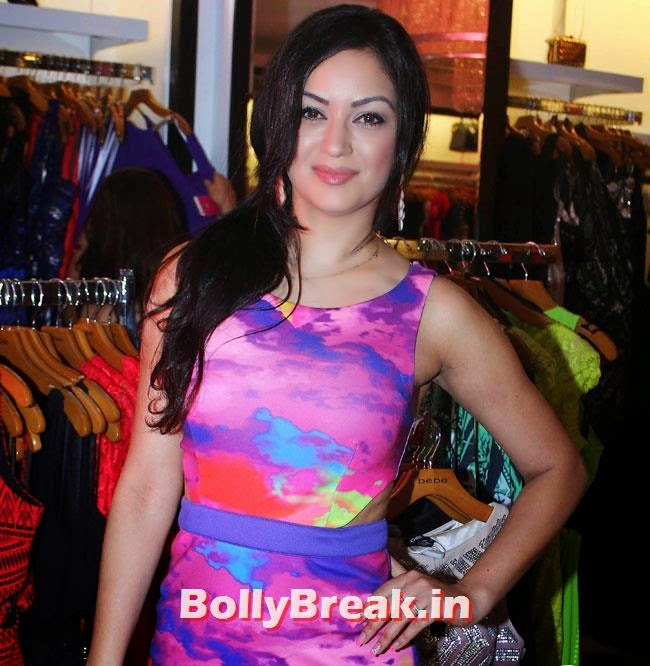 Maryam Zakaria, Maryam Zakaria, ashmi Desai  at Bebe Summer Collection Launch Fashion