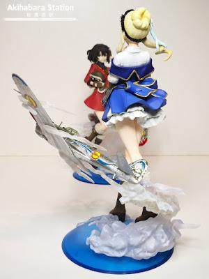 "Figuras: Review de los Figuarts Zero de Kylie y Emma de ""Kōya no Kotobuki Hikōtai"" - Tamashii Nations"