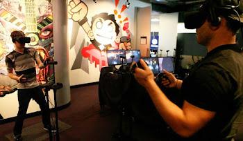 The Unspoken: Oculus Rift Sanal Gerçeklik Oyunu