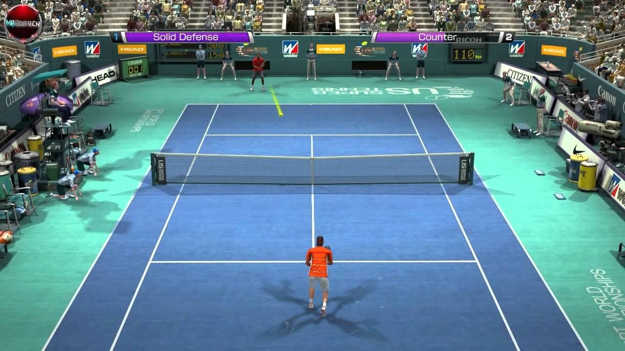 Virtua Tennis 5 Release Date