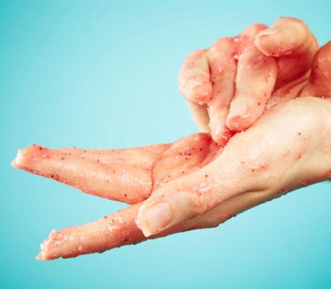 Extra gentle hands