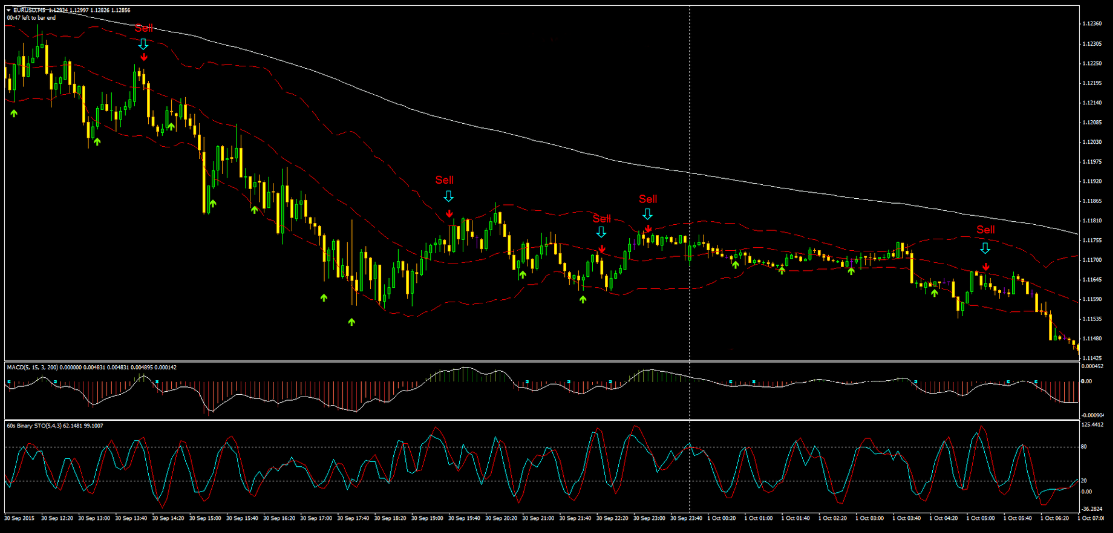 6 system stochastic double trading forex