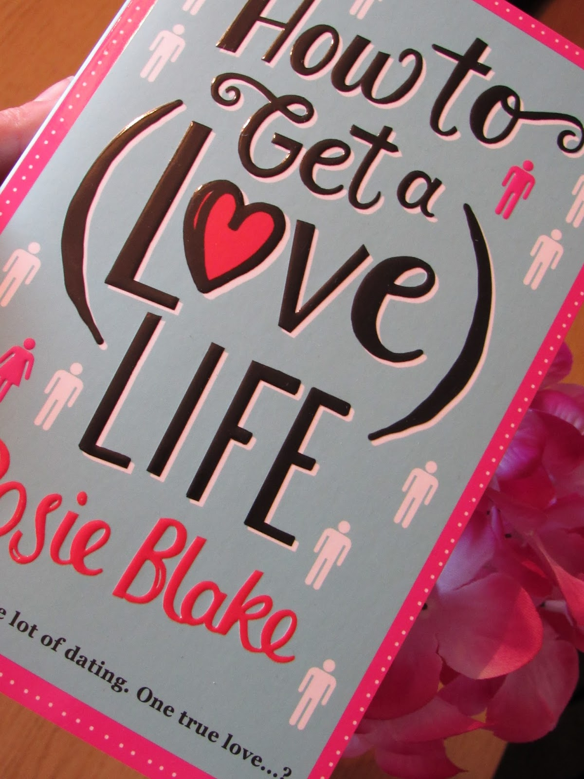 Blooming Fiction, book review, How To Get A Love Life