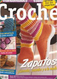 R21 Croche - Zapatos Comodos, Casuales y a la Moda