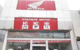 Lowongan Kerja Dealer Honda Motor Cimahi