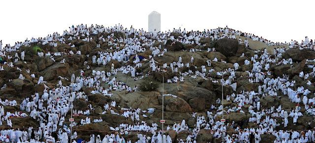 Rahasia Padang Arafah, Tidak Cuma Mustajabah Tetapi Juga Banyak Peristiwa Ghaib