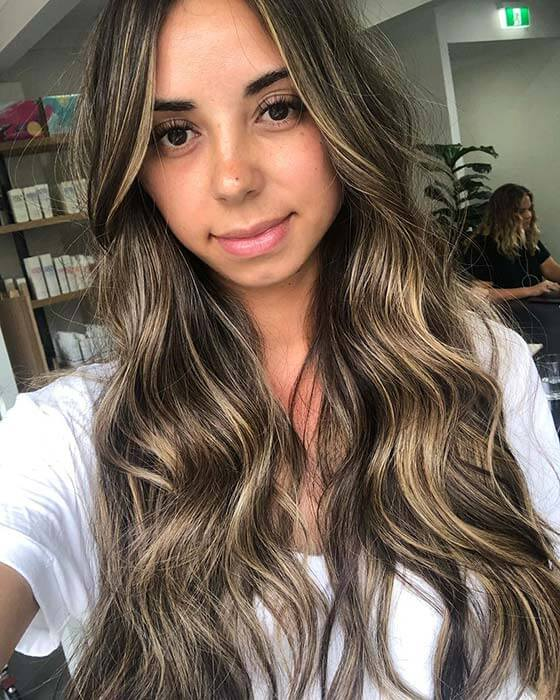 23+ Long Blonde Highlights Ideas that Are Great For Summer 2019
