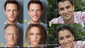تحميل تطبيق FaceApp لتغيير الوجه عبر الذكاء الاصطناعي