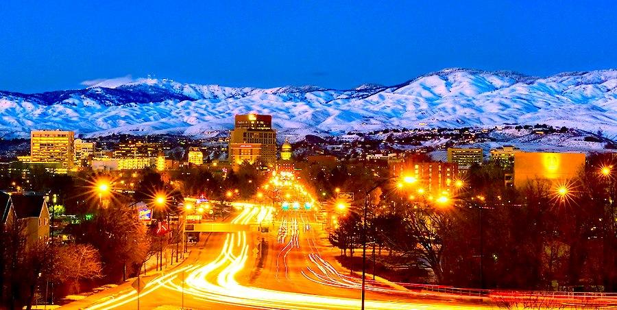 Travel Jobs Boise Idaho