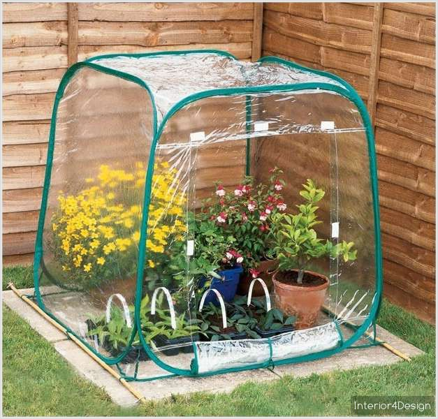 8 Functional Greenhouses Beside Your House DIY 3