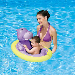 Boia Infantil Hipopótamo