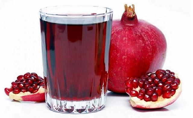 Manfaat buah delima bagi kesehatan