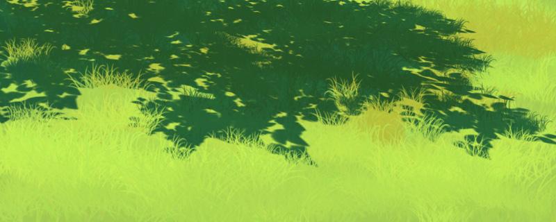 grass painting tutorial