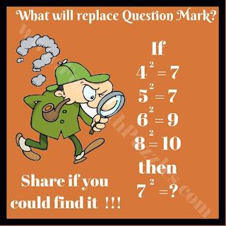 Very Hard Math Logical Brain Teaser
